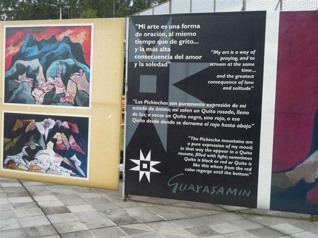 Museo Guayasamin Y Capilla Del Hombre Frases Del Artista