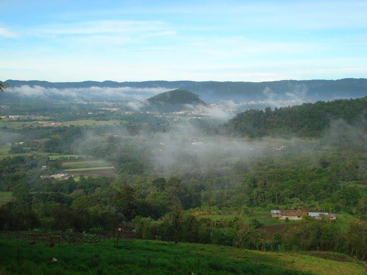 El Peloncito de Ologosi (Intibucá, Honduras)