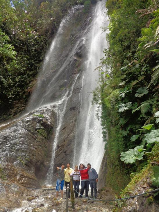 Cascada San Jos 233 De Bol 237 Var T 225 Chira Venezuela