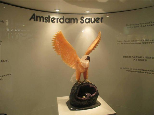 db79f7df808 Museo de piedras preciosas y minerales Amsterdam Sauer