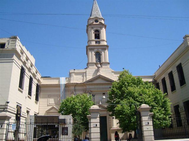 Iglesia de San Cayetano Liniers, Buenos Aires (Buenos