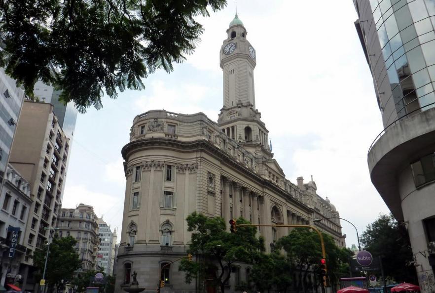 Manzana de las Luces, Buenos Aires (Buenos Aires D.F., Argentina)