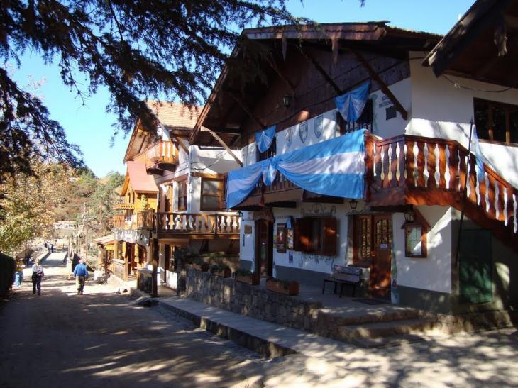 Oficina de turismo la cumbrecita c rdoba argentina for Oficina de turismo en cordoba