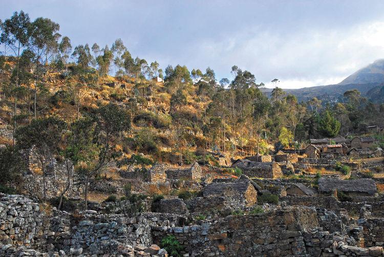 Casas moco moco la paz bolivia for Casas minimalistas la paz bolivia